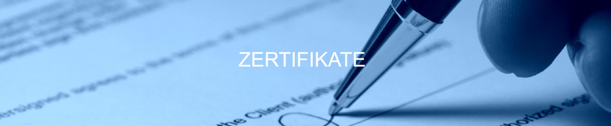 Zertifikate, Auszeichnungen, Dekra, tüv, Brandschutzbeauftragter, Brandschutzmanager