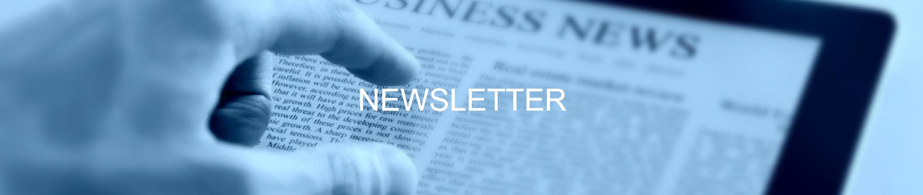 Newsletter Brandschutz und Sicherheitstechnik, Einbruchschutz, Rauchmelder